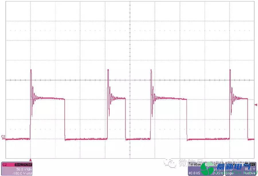 直流开关电源表现出的负阻抗