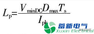 直流电源厂家提供的最常用电源设计10个公式
