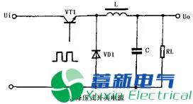 直流开关电源工作原理及电路图